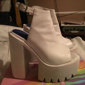 Jeffrey Campbell Barclay boots